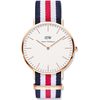 Daniel Wellington Canterbury lady